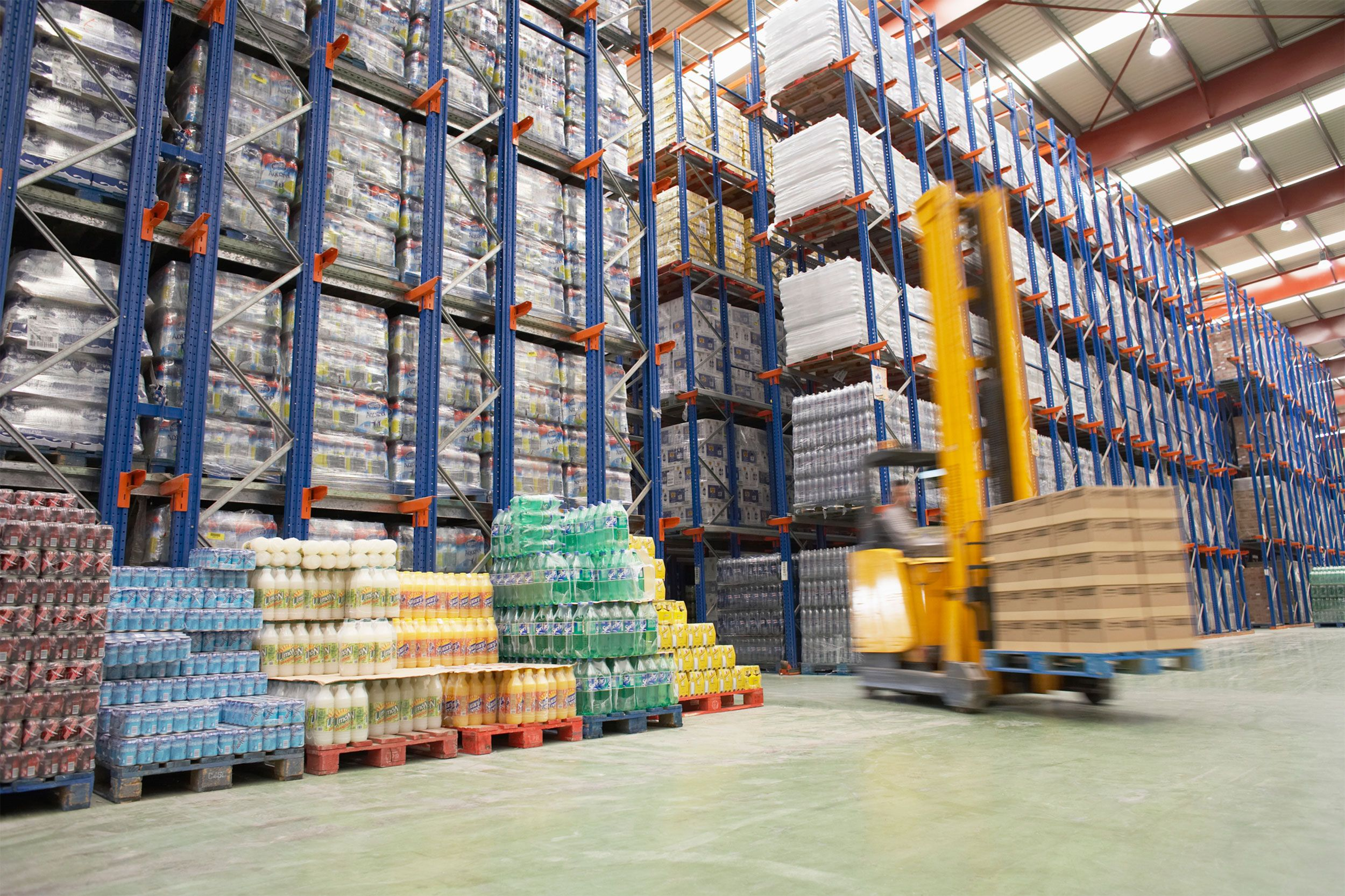 Commercial Storage Company in London