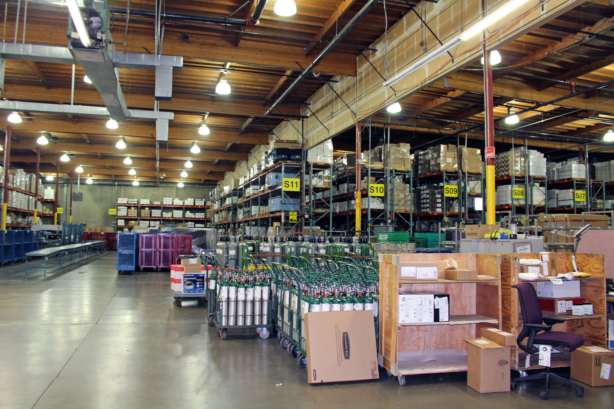Use Storage Firm as Transferring Useful resource