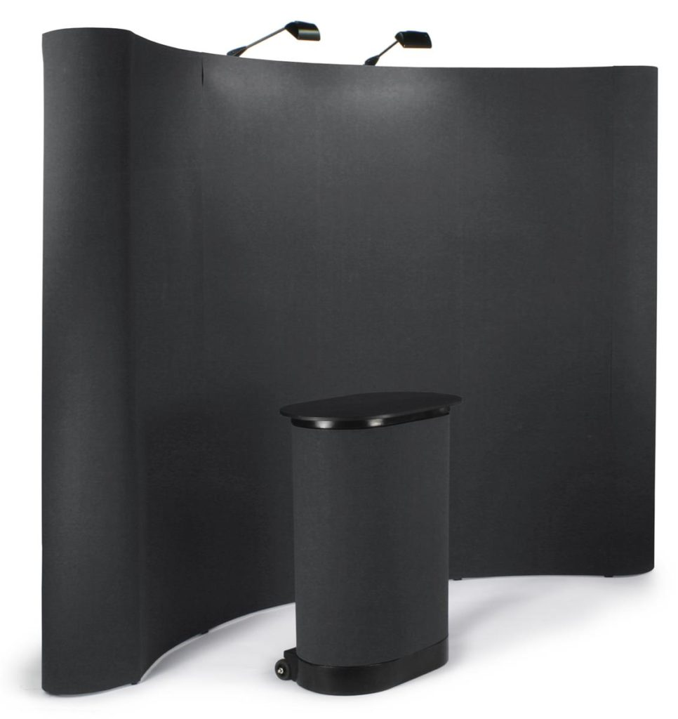 Which Display System Would be Right for My Business During Trade Shows?