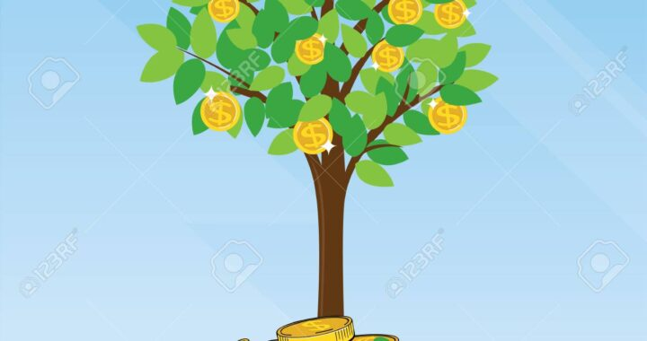 When Gold Grows on Trees